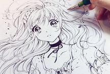 Manga / Anime <3
