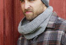 Crochet Mens Hats and Cowls