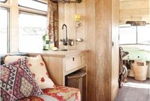 Farm Living | Vintage Camping / Camping out on the farm in renovated RVs. / by Jennifer | Pure & Simple