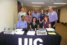 Take a peak at UIC OCS in action / by UIC Office of Career Services