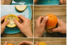 cascara naranja