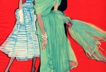 << fashion illustration >>