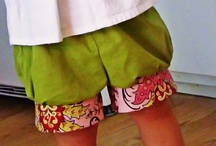 Girls Clothing - Projects
