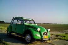 My green Citroën 2cv / Some pictures of my 1984 Citroën 2cv