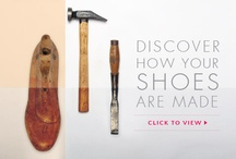 How we make your perfect shoes! / by Shoes of Prey