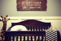 Nursery & Decorating ideas / by Suzzanne Dockendorf