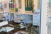 Salon / Hamilton House Salon is located at 2170 Staunton Court Palo Alto, Ca 94306 650 485-2498