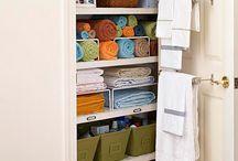 Organizing / by Sally Reagan