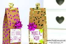 Stampin' UP! - Metallic-Glanz, Foil Frenzy Specialty