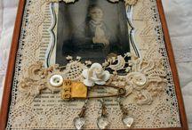 Altered & mixed media items. / by Pinky Winkywoo23