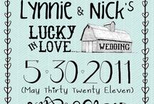 Caylins Wedding / by Jenna Walhovd