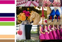 Color Palettes / Choosing, mixing, perfecting colors