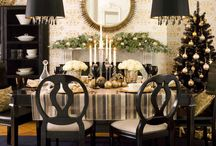 Wine and Dine / Dining room decor / by Nicole Lambie