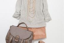 ファッション秋・冬