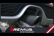 Remus Automotive Sports Exhaust