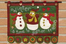 Il mio Natale / cucito creativo Natale e altro