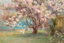 mandulafa virágzás