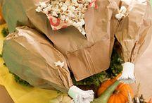 thanksgiving kid recipes / by Marissa {RowdyRunts.Etsy.com}