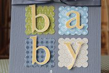Baby cards / by Marsha Fromm