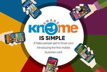 The Knomii Coach / If you are an entrepreneur with a large nextwork your need to get to know Knome.  It's going to replace the paper biz card and will sync your contacts like no other contact software out there!  I need 10 minutes of your time to explain the app, how it can help you in your business AND the opportunity that can make you a lot of money.  Limited time. http://knome.mobi/BeautyOnAMission  http://stme.in/V4SoEOzl5