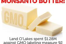 Dean Foods - Land O Lakes / Tell Dean Foods We Want Better Butter: No More GMO Dairy!  / by GMO Inside