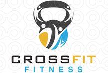 Fitness Logo Designs For Sale by LogoMood.com Melanie D / LogoMood.com - Melanie D's fitness Logo Designs For Sale at: LogoMood.com