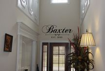 Beautiful living / Indoor shutters for my lounge