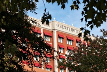 O.Henry Hotel Greensboro, NC. / This is a board for pictures of the O.Henry Hotel in Greensboro, North Carolina.  / by Shashi Bellamkonda
