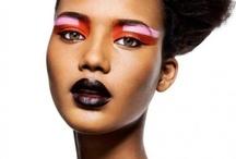 Make up - Catwalk/runway