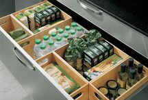 Pantry and organization