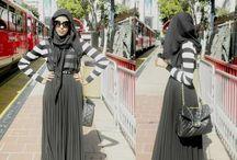 hijab clotches