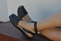 - Women's Footwear - / Recommending on how women should get around in style...