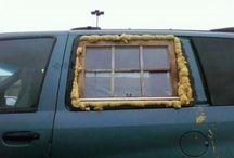 Car Repairs Gone Wrong / Funny car repairs.