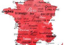 Paris Je T'aime / by Allison Harvey