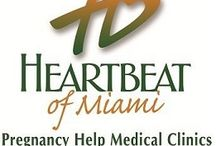 Heartbeat of Miami Pregnancy Help Medical Clinics / Providing Life-Saving Help in a Life-Changing Way to women and couples with an unplanned or crisis pregnancy.