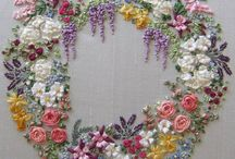 Embroidery and needlecraft