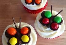 Ideas for M & Ms / by afrugalchick