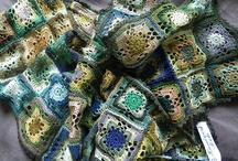 HANDWERK sjaals  / by Driessens Mieke