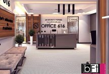 N OFFİCE 616 / Office interior architecture and design