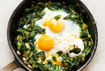 recipes for breakfast & brunch / recipes to help start your day / by Nisa Deeves