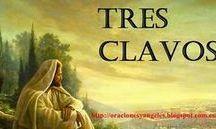 oracion de los tres clavos