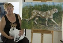 Anne Corless - My life in Art! / Working as an artist is challenging, fascinating, time consuming and fun; here in an insight into life as an artist! www.annecorless.com