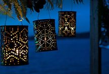 AWA ideas / A World Apart is a yearly event at Mt Barney Lodge and we are always looking for different outdoor decorating ideas. Here is some we have collected.
