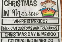 First Grade Christmas in Mexico