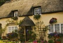 anglické domčeky