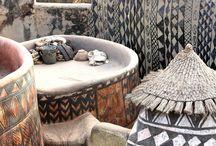 African dwellings