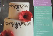 Flower cake ideas