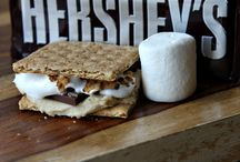 S'mores! / S'more recipes