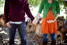 Ideas for maternity pics / 2 months to come up with ideas / by Taylor Alexander