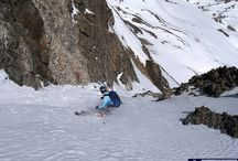 Colorado backcountry skiing & ski mountaineering / Backcountry skiing & ski mountaineering photos from Colorado.